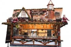 Fischhaus Weihnachtsmarkt